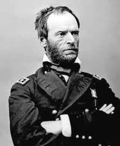 General Sherman's Atlanta Campaign