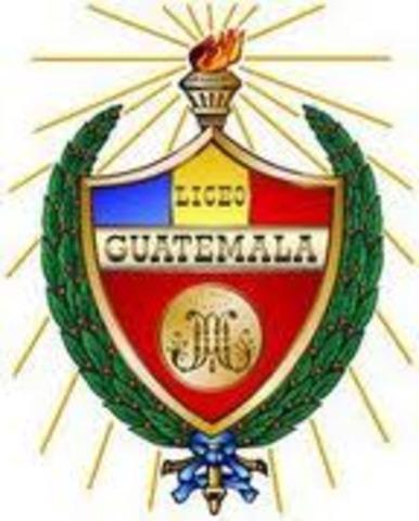 Graduacion Liceo Guatemala