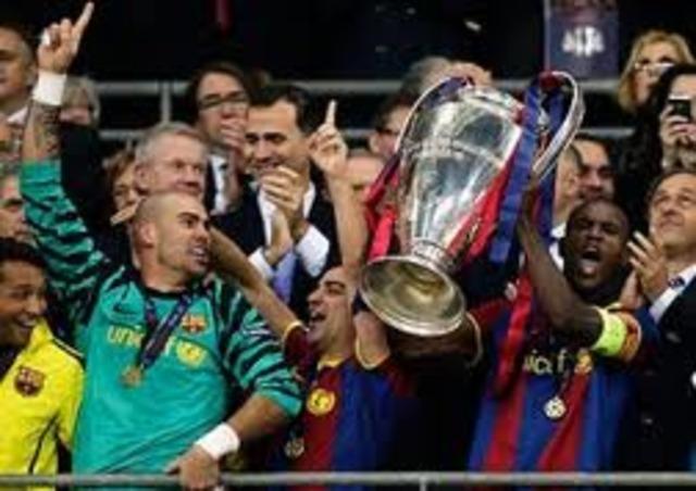 4ta Champios del Mejor equipo del Mundo BARÇA!!!!