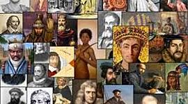 Verdenshistorien timeline