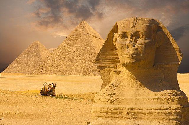 Egypt [Faraoens rike]