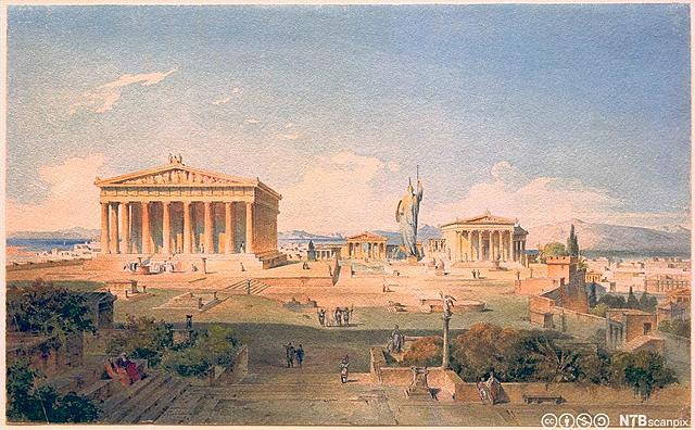 Antikkens Hellas