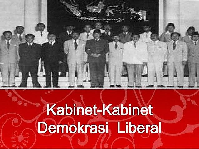 Pembentukan sistem kabinet Parlementer