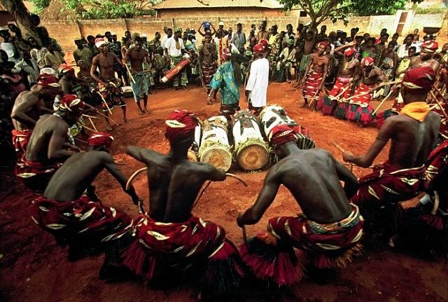 Religions rites and ceremonies