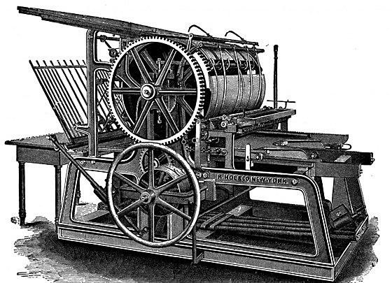 El inicio del Marketing gracias a la Imprenta