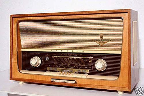 Los anuncios en la radio