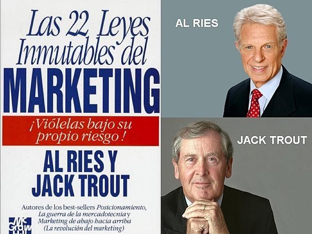 Al Ríes y Jack Trout