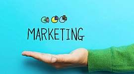 Linea del tiempo de Marketing timeline