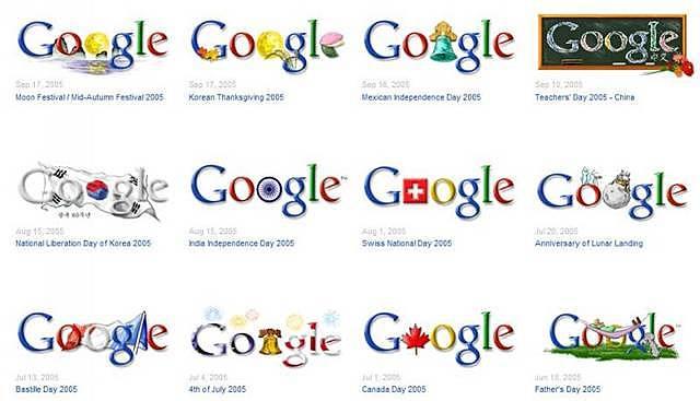 Google hace busquedas personalizadas,basada en las busquedas del internauta,