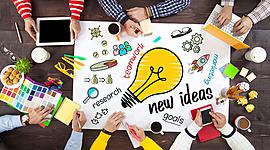 Etapas del desarrollo del pensamiento Marketing (Ana Mariella Cruz Uc y Erika Natalia Martín Rivero) MN0101 timeline
