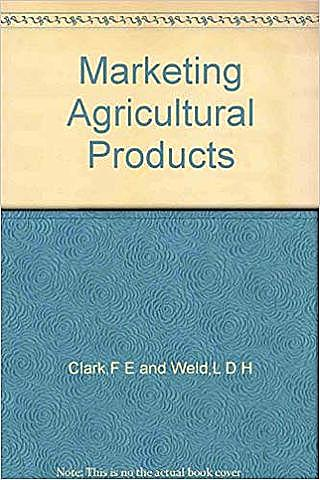 """""""El marketing de los productos agrícolas"""""""