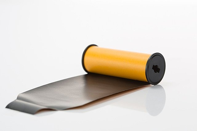 Celluloid Roll Film