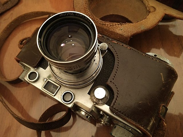 35mm Film and the Leica