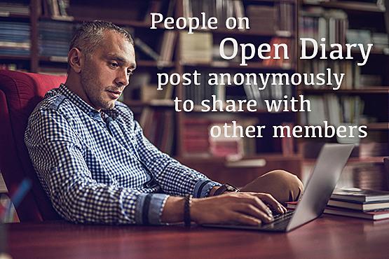 Fundación de Open Diary