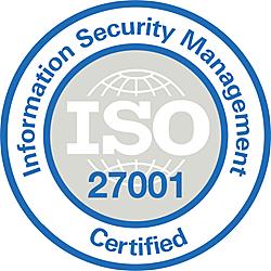ISO / IEC 27001, un estándar de sistema de gestión de seguridad de la información.