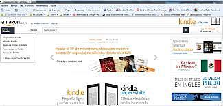Inicio de Sitios comerciales Web en internet