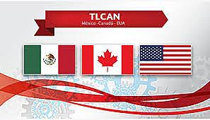 Firma de TLC entre Canada-USA-México