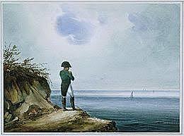 Napoleone esiliato all'Elba