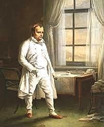 Napoleone esiliato a Sant'Elena