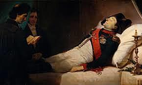 Napoleone muore