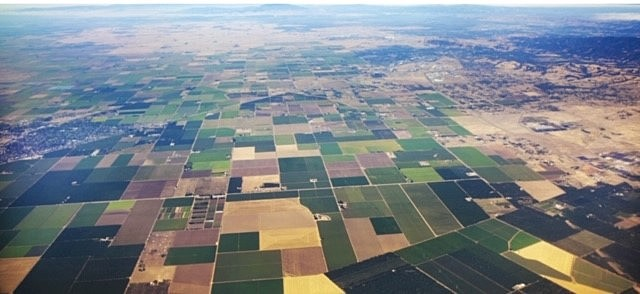 4.1.5: Use maps, charts, and pictures to describe how communities in California vary in land use, vegetation, wildlife, climate, population density, architecture, services, and transportation.