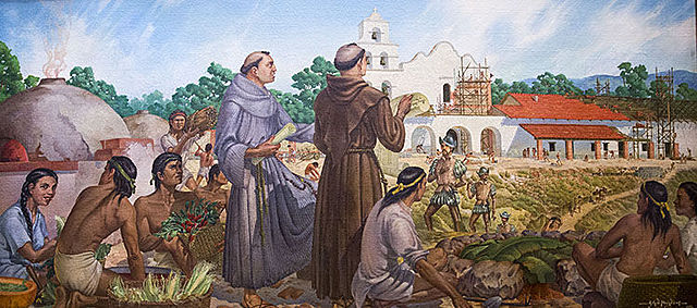 4.2.6: Discuss the role of the Franciscans in changing the economy of California from a hunter-gatherer economy to an agricultural economy.