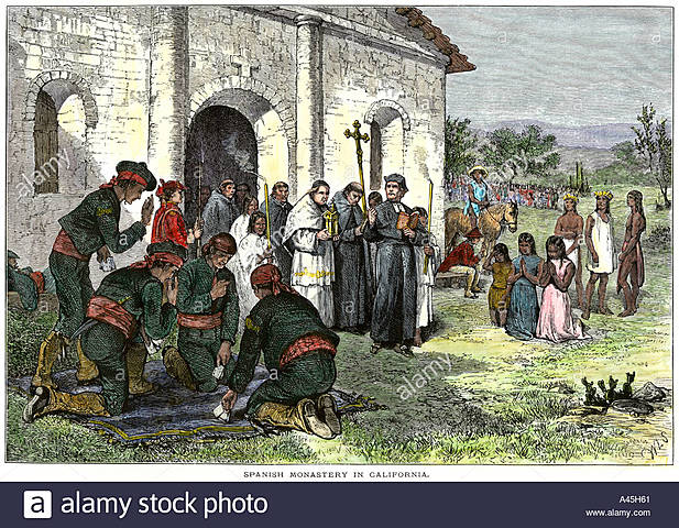 4.2.5: Describe the daily lives of the people, native and nonnative, who occupied the presidios, missions, ranchos, and pueblos.