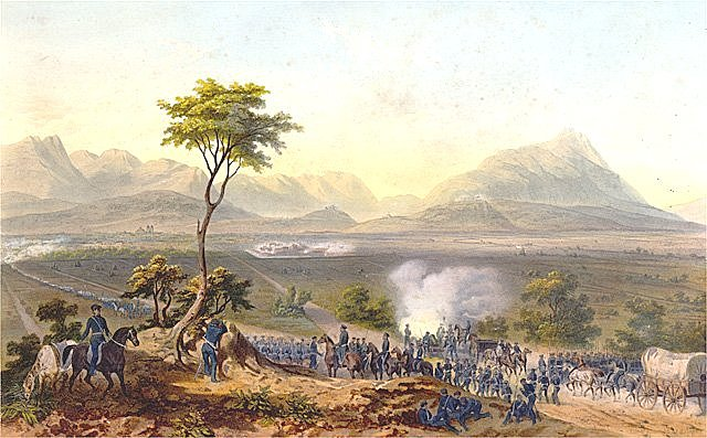 4.2.7: Describe the effects of the Mexican War for Independence on Alta California, including its effects on the territorial boundaries of North America.