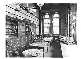 The first laboratory of psychology in America