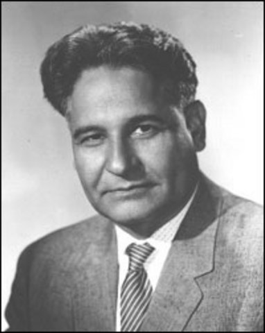 Dalip Singh Saund, A Political Pioneer
