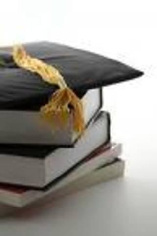 Graduación Bachiller en Ciencias y Letras