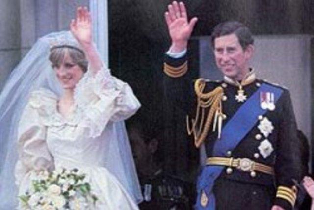 Marriage of Prince Charles and Princess Diana