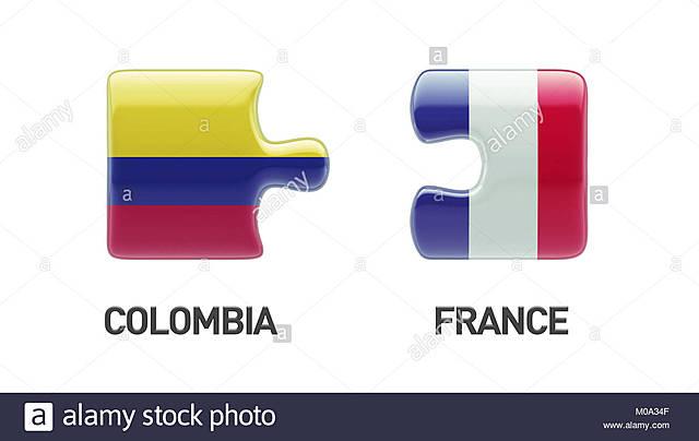 Acuerdo entre Colombia y Francia