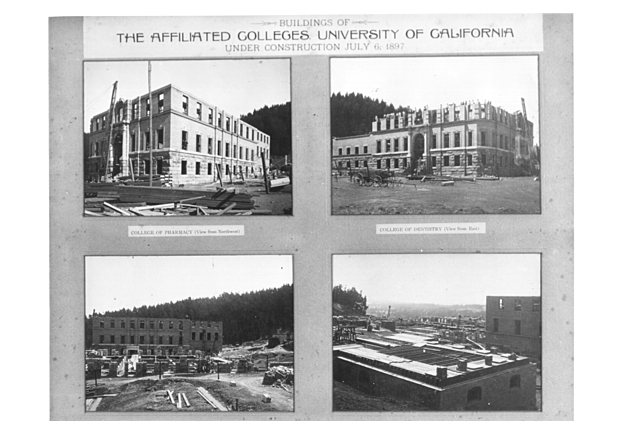 4.4.8: Describe the history and development of California's public education system, including universities and community colleges.