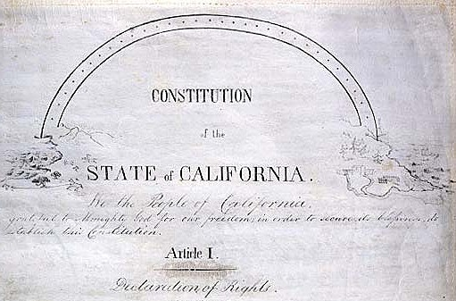 4.5.2: Understand the purpose of the California Constitution, its key principles, and its relationship to the U.S. Constitution