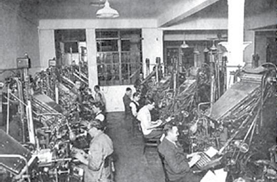 La Unión Tipográfica Bonaerense: propiamente sindical
