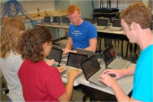 Student Laptops Deployed to High School Students