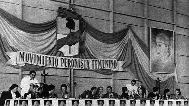 Partido Peronista Femenino: El feminismo se tiñió de peronismo