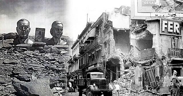 """""""La Fusiladora"""": Golpe Militar de 1955"""