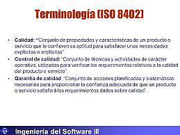 PRIMERA REVISIÓN DE LAS NORMAS ISO 9000