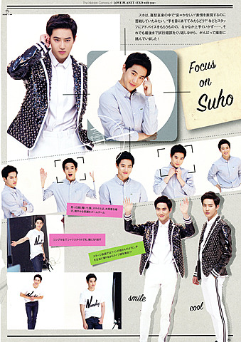 Exo-L Japan Official Book Vol. 3