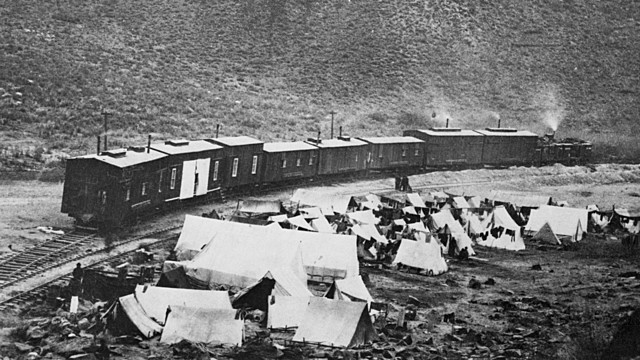 4.4.1: Understand the story and lasting influence of the Pony Express, Overland Mail Service, Western Union, and the building of the transcontinental railroad, including the contributions of Chinese workers to its construction.