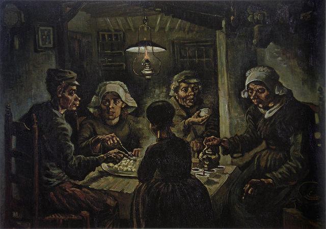 The Potato Easters 1885