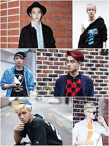 Star Cast: Trend's Core Exo Life of Research Part 1