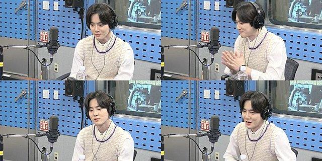 [KJM] SBS PowerFM's Choi Hwa Jung's Power Time