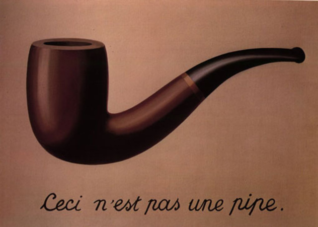 This is not a Pipe 1928