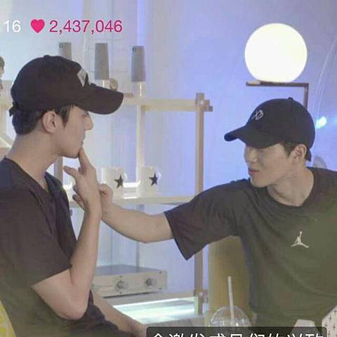 VLIVE Special Talk LIVE with Suho & Sehun (air date)