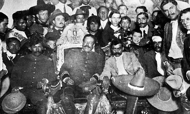 México: Revolución mexicana