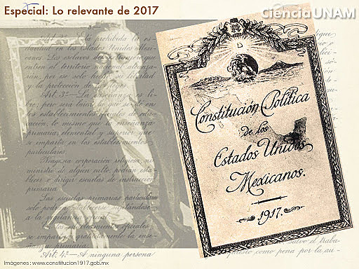 México: Constitución de 1917