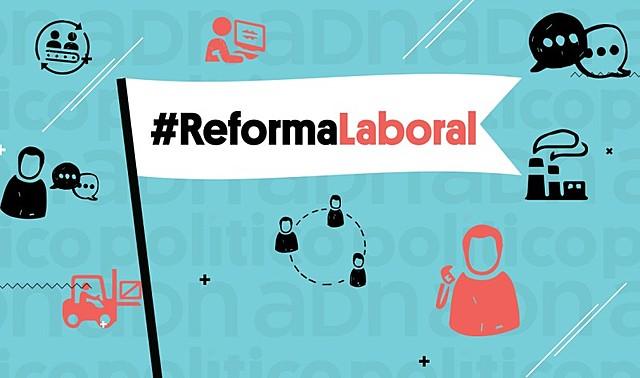 México: Reforma a la LFT